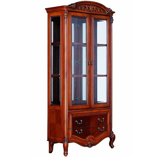 Витрина двухдверная для столовой-гостиной Carpenter 236