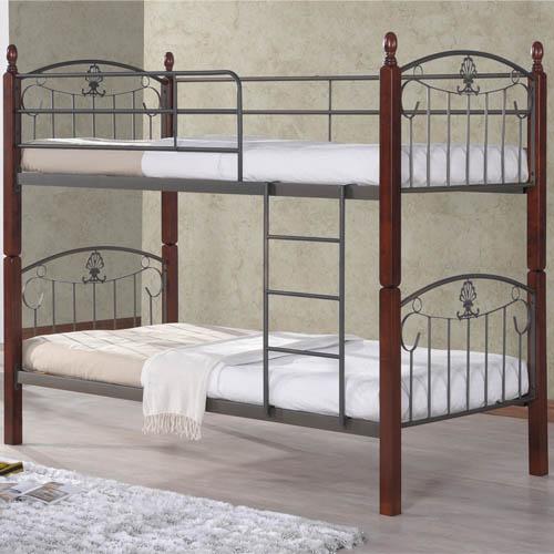 Кровать двухярусная 203 DD