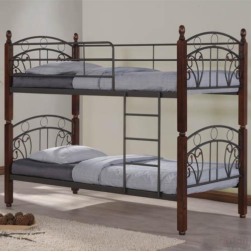 Кровать двухярусная Софи