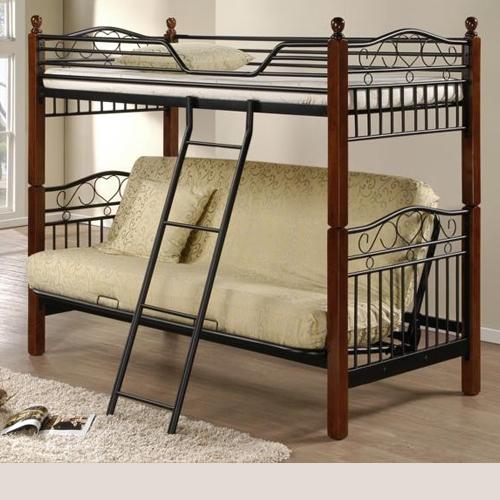 кровать двухъярусная футон DD