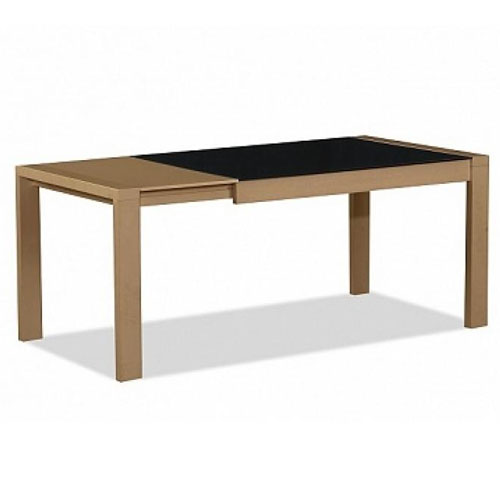 Стол обеденный раскладной EURO 6601 орех B
