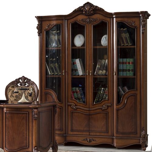 Шкаф книжный Каролина