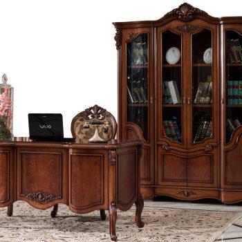 Мебель в кабинет Каролина