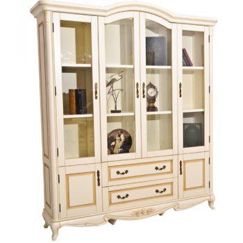 Шкаф книжный Жасмин