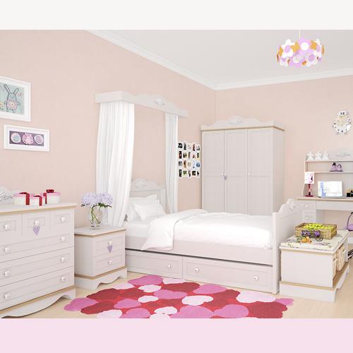 Детская комната Мисс Цветок