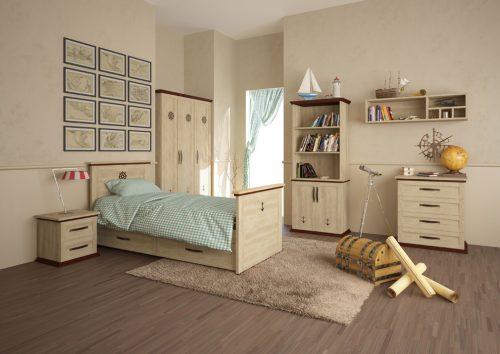 Детская комната Шкипер