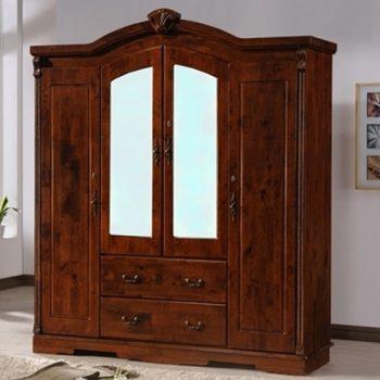 Шкаф Matrix MF4 с зеркалом