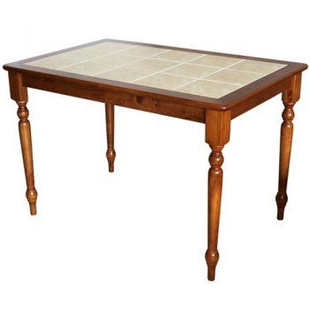 Стол обеденный с керамикой 3045