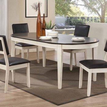 Стол обеденный раскладной GR GMDT 4084 HPS GR ESP#5/GR WHITE#1