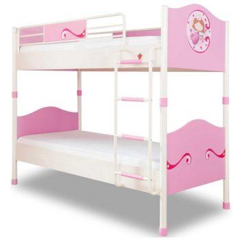Кровать двухъярусная Cilek Princess