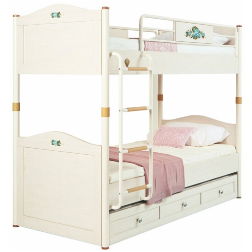 Кровать двухъярусная Cilek Flora