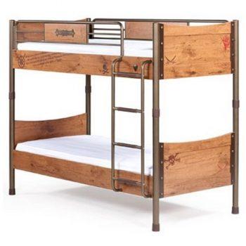 Кровать двухъярусная Cilek Pirate